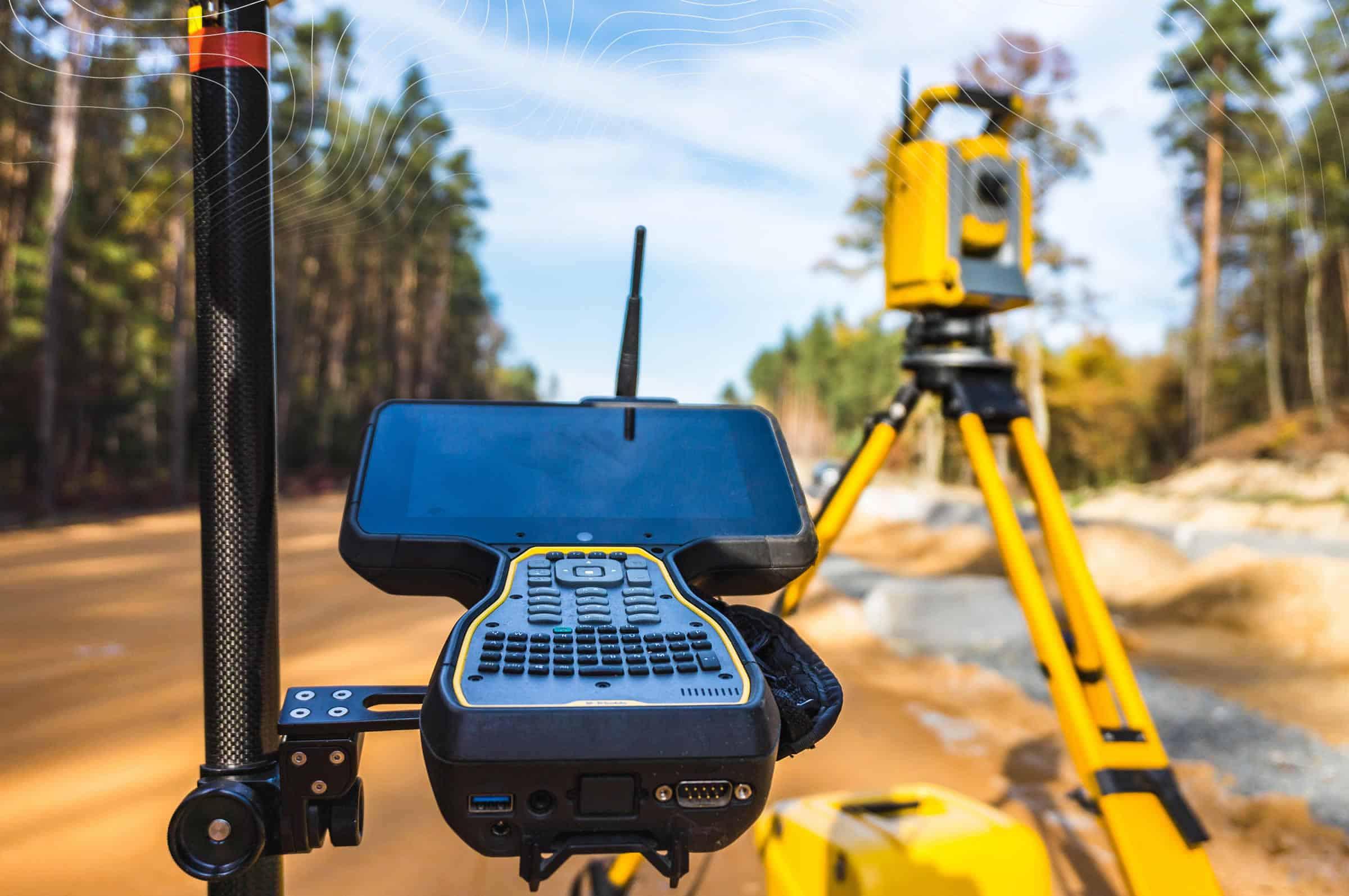 Surveyor, Geomatics and GIS company servicing Alberta and British Columbia
