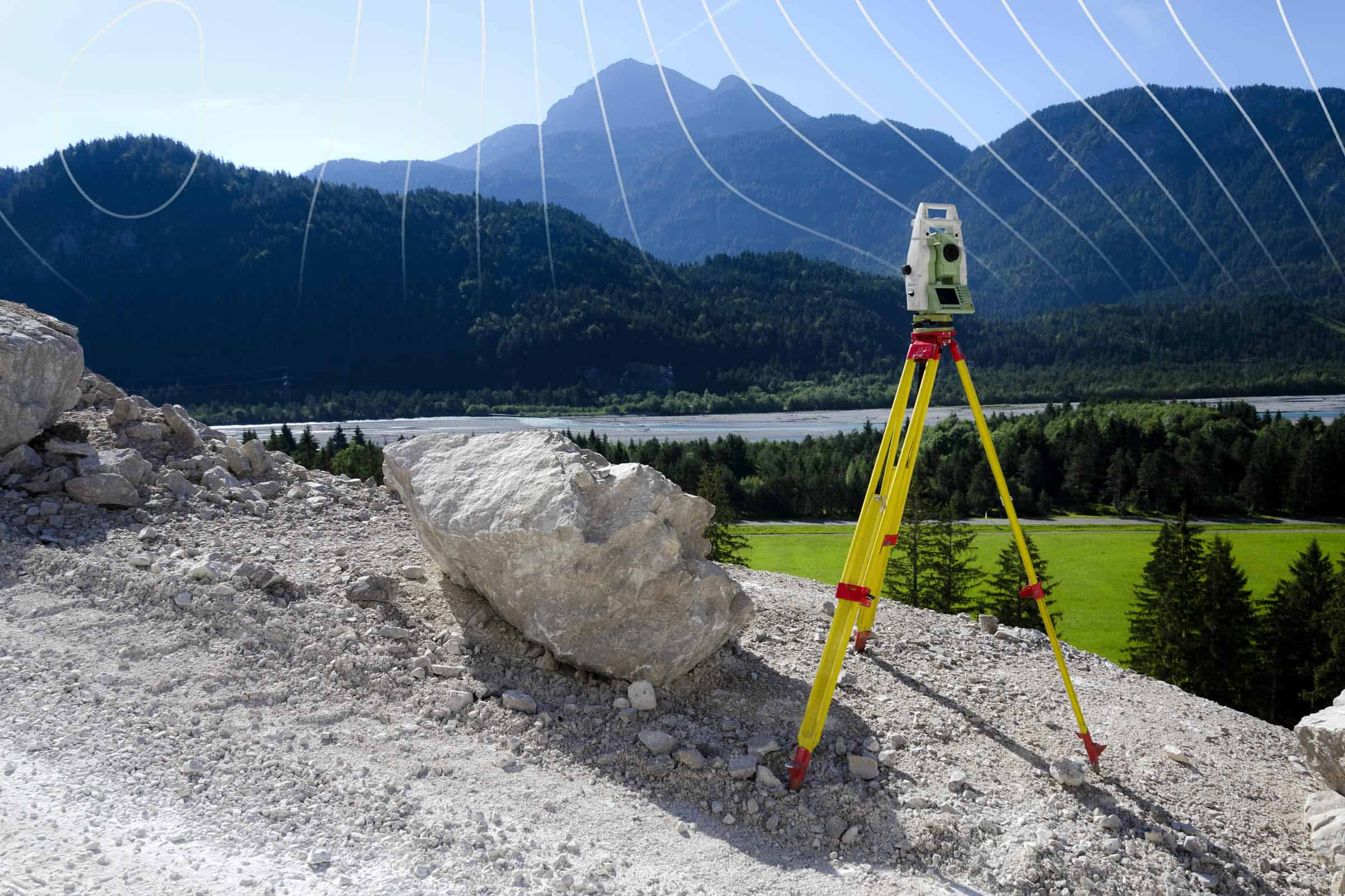 Survey company providing engineering, construction and enviromental surveys throughout Alberta and British Columbia
