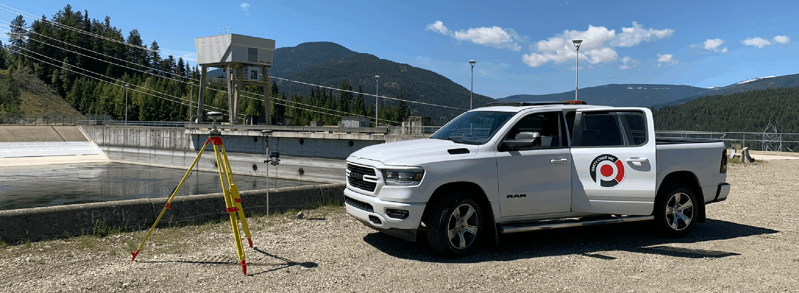 Surveying, utility line locating, uav and damage prevention services. With offices in Prince George and Sherwood park we service from Edmonton to Prince Rupert.