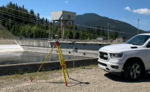 Surveyor BC and Alberta